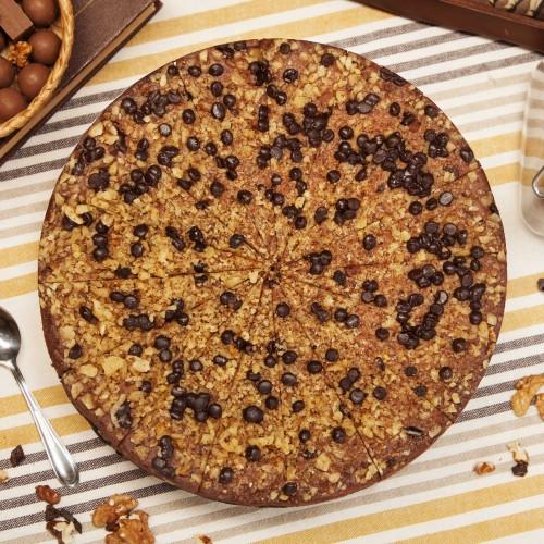 Чизкейк с шоколадом и орехами Премиум
